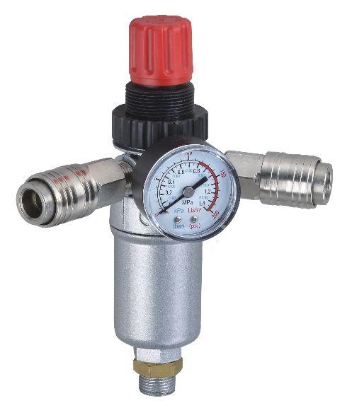 Регулятор давления воздуха для компрессора с манометром своими руками 42